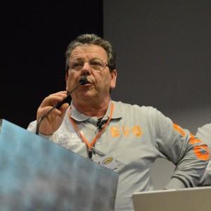 Mario Colasanti, tra i soci fondatori della Casa di EVO