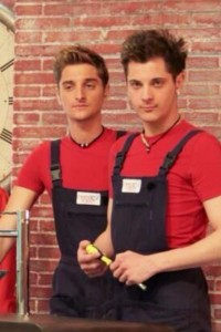 Manuel e Davide Spatola, creatori di Idrotalenti