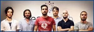 Fedreico Giannini e il team di Flatme