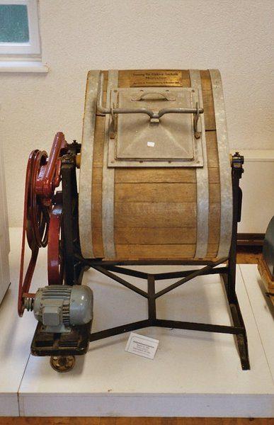 Antichi strumenti_lavatrice