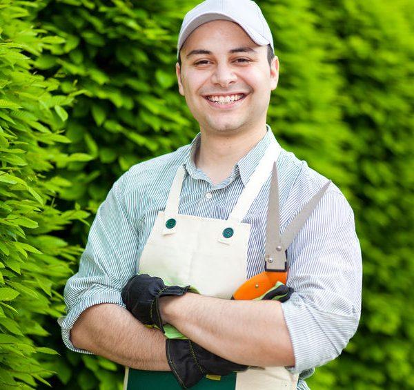 come diventare giardiniere