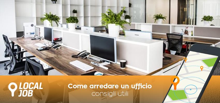 Come arredare un ufficio consigli utili localjob for Stanza uso ufficio